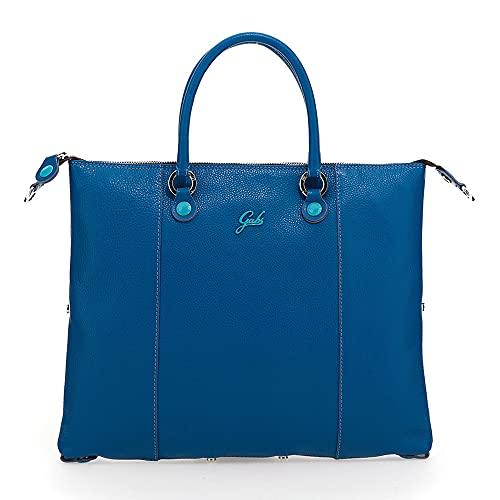 Gabs Damen Handtasche Transformable G3 Plus M Peacock (blau)