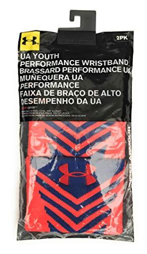 Under Armour Pulseras de rendimiento juvenil 1255276 428