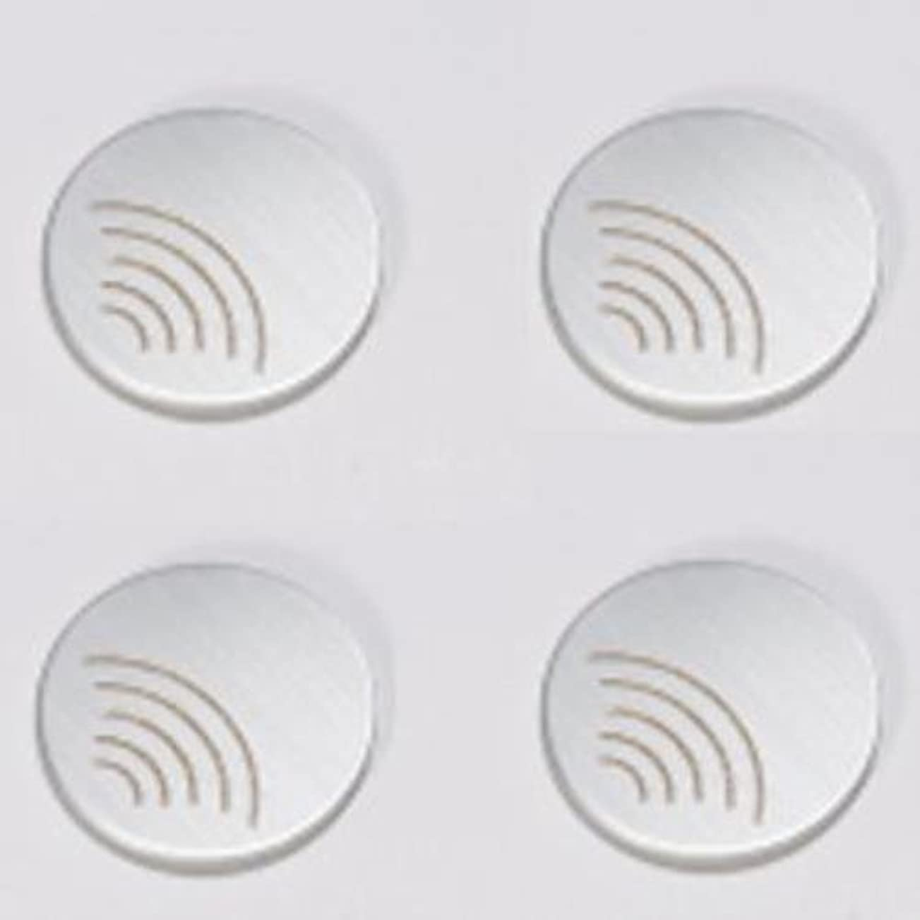 角度床を掃除する関係するBhado 携帯電話用 1g 4個セット