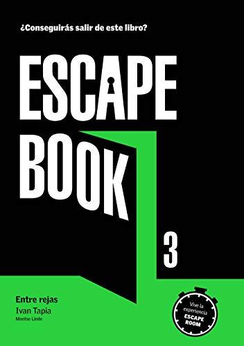 Escape book 3: Entre rejas (Ocio y deportes)