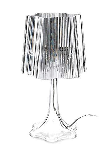 Wink design,Boise, Lampada da Tavolo, Trasparente, acrilico
