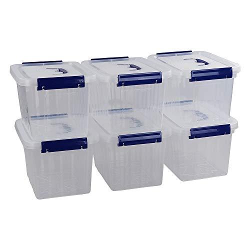 Lista de Cajas de plastico - solo los mejores. 6