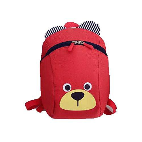 SFBBBO Schultasche Kinderschultaschen New Cute Anti-Lost Kinderrucksack Schultasche Rucksack FüR Kinder HONGSE