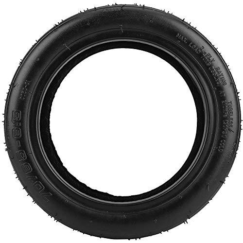 MAGT Neumático 6.5 70/65-6.5 Scooter de Equilibrio, 1Pc Caucho 70/65-6.5 Neumático Inflable Neumático Tubo Exterior Compatible para Millet 9 Balancing Scooter Pro