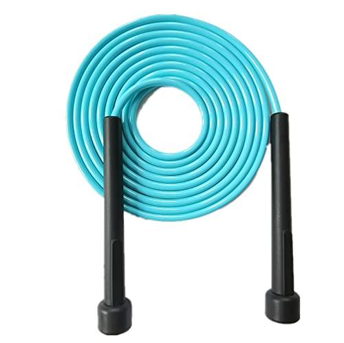 Pro Skipping Rope Adjustable Speed Jump Fitness Rope Adult Nylon Plastic...