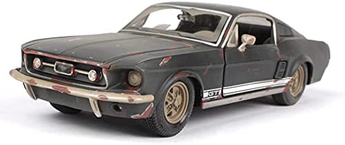 DANGUANG 1 24 Bargain Online limited product sale Alloy is Old Car Toy Door Can Open Model