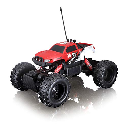 Maisto R/C 27Mhz (3-Channel) Rock Crawler Radio Control Vehicle...