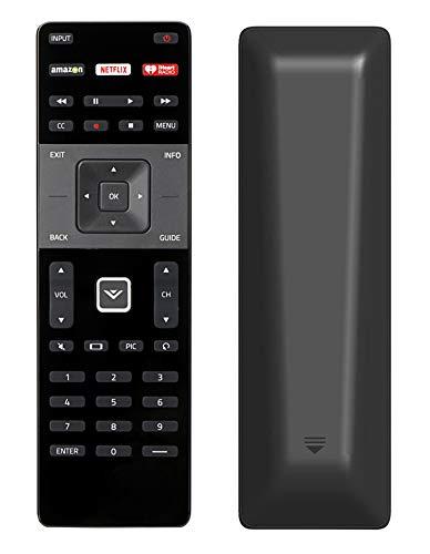 New XRT122 Remote Control fit for VIZIO TV D24-D1 D24H-E1 D28H-D1 D32-D1 D32F-E1 D32H-D1 D32X-D1 D39F-E1 D39H-D0 D40-D1 D40F-E1 D40U-D1 D43-D1 D43-D2 D43-E2 D43F-E1 D43F-E2 E65-C3