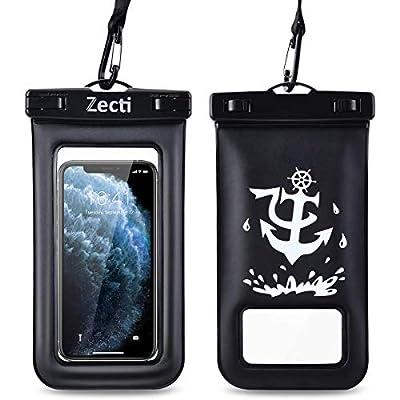 Universal Waterproof Case, Zecti Waterproof Pho...