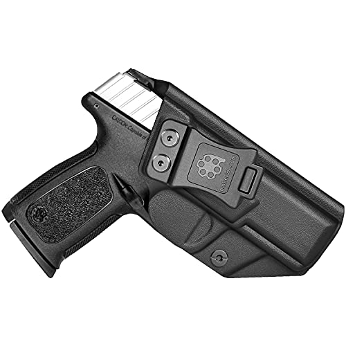 Amberide IWB KYDEX Holster Fit: S&W SD9 VE & SD40 VE Pistol...