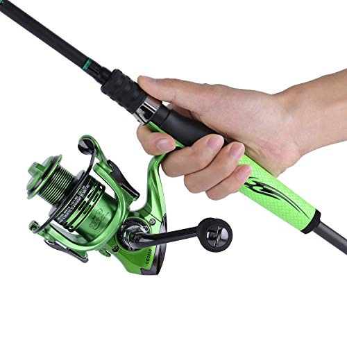 11 Best Backpacking Fishing Rods 2020 Update Slick Twisted Trails