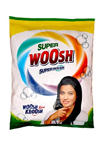 WOOSH SUPERWOOSH SUPERWASH DETERGENT POWDER 4KG FOR BOTH MACHINE...