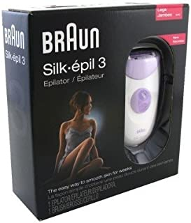 Braun Silk-epil SoftPerfection Easy Start Hair Remover 3240