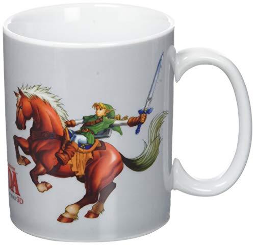 ABYstyle Mug 320ml Zelda Ocarina of Time 3D, Keramik, Multicolored, 12 x 12 x 0.38 cm