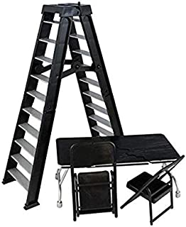 WWE Ladder Table and Chairs Playset