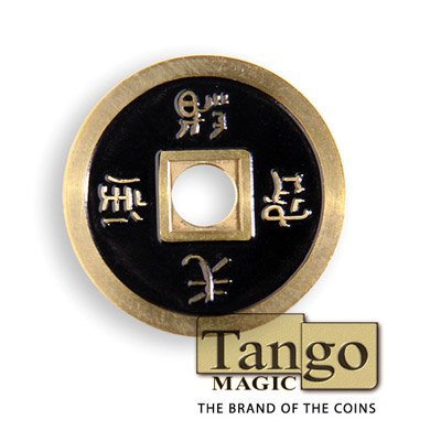 Murphy's Chinese Coin Normal Brass Black (CH008) Tango