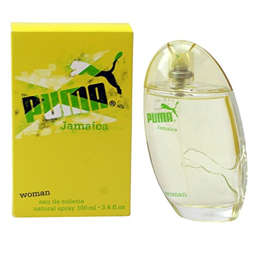 Puma - Jamaica woman Eau De Toilette 100 ml vapo