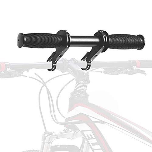 OVEKI Fahrrad Lenker Extender Kinderfahrradlenker für Mountainbikes Kompatibel mit Allen Erwachsenen MTB Zubehör für Fahrradsitz Halter Einfach zu zerlegen und zu installieren