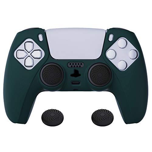 PlayVital Cover Custodia Silicone Antiscivolo per PS5 Controller Case Skin Gomma Protettiva...
