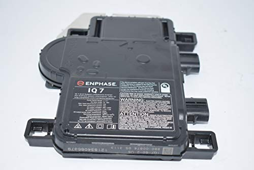 Enphase IQ7-60-2-US IQ7-60-2-US Microinverter -  PER - Enphase