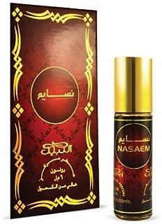 Nasaem - Box 6 x 6ml Roll-on Perfume Oil by Nabeel