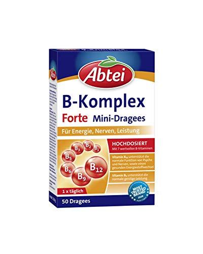Abtei Vitamin B Komplex Forte, 50 Dragees