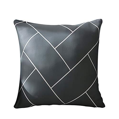 HOTNIU Funda Elástica de Sofá Funda Estampada para sofá Antideslizante Protector Cubierta de Muebles (Fundas para Cojines, Modelo_qhxt)