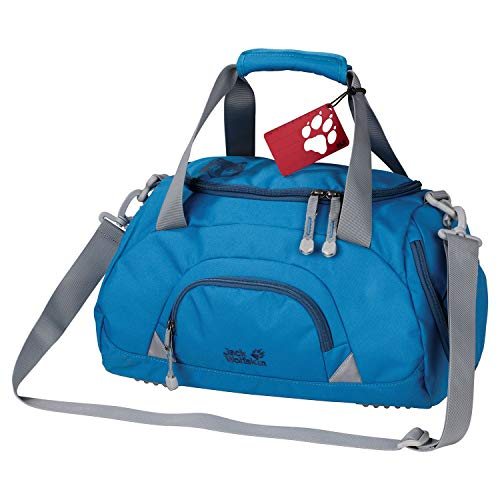 Jack Wolfskin Unisex-Kinder Rockpoppy Sac de sport Sportttasche, Blau (Sky Blue), One Size