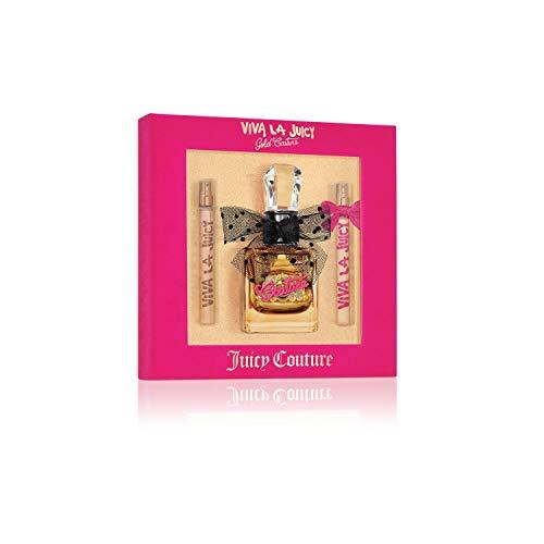 Juicy Couture Juicy Couture Viva la Juicy Gold Couture 3 Piece Fragrance Gift Set, 3.4 ct.
