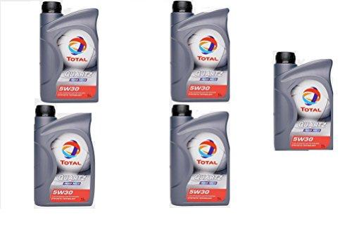 Total Quartz Ineo MC35W-30–Total Quartz Ineo MC35W305LT L Motor Oil Auto Sintetico dexos2