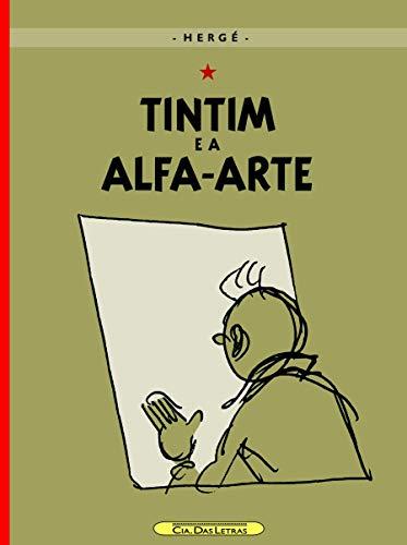 Tintim - Tintim e a Alfa-Arte