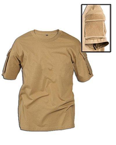 Tactique T-Shirt coyote - Coyote, 36
