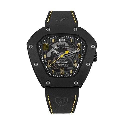 Tonino Lamborghini TLF-T06-3 - Reloj automático de esquelet