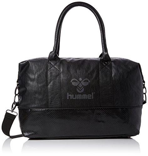 hummel Uni Jet M Weekend Bag Tasche, Black, 48x 40x 20cm