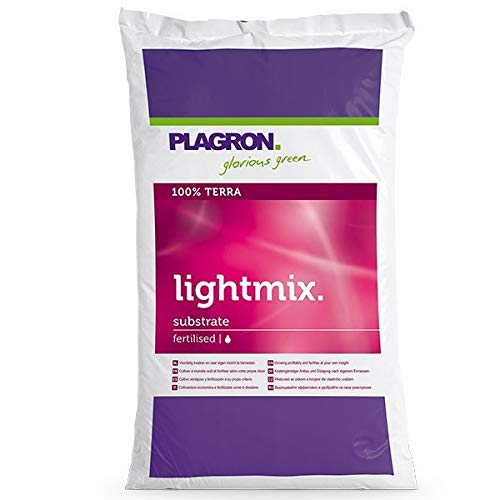 Substraterde Light Mix, 25l–Plagron