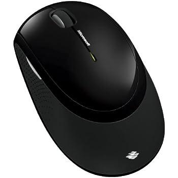 マイクロソフト ワイヤレス ブルートラック マウス Wireless Mouse 5000 クール ブラック MGC-00008