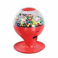 Dieser Candy Automat ist der Renner auf jeder Kindergeburtagsparty und natürlich auch für uns Erwachsene, wenn man mal eine Kleinigkeit zwischendurch naschen möchte. Füllen Sie den Behälter mit Ihren Lieblings-Süßigkeiten: Kaugummi, getrockneten Früc...