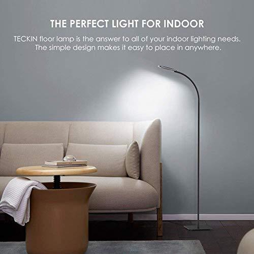 LED Standleuchte /Leselampe von TECKIN - 5