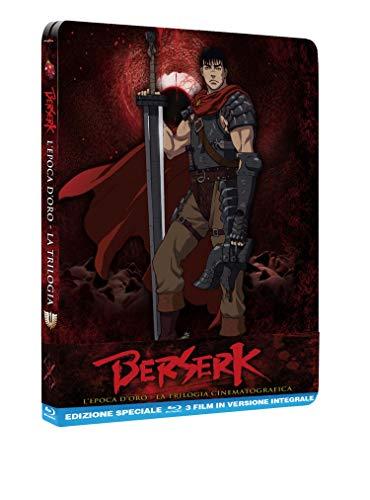 Berserk Trilogy Steelbook (Collectors Edition) (3 Blu Ray)
