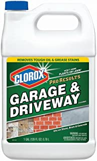Clorox The 31608 Garage & Driveway Cleaner, Gal. - Quantity 4