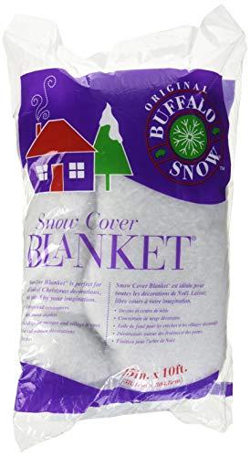 Buffalo Batting CB2351 Snow Cover Blanket 15in.x10ft....