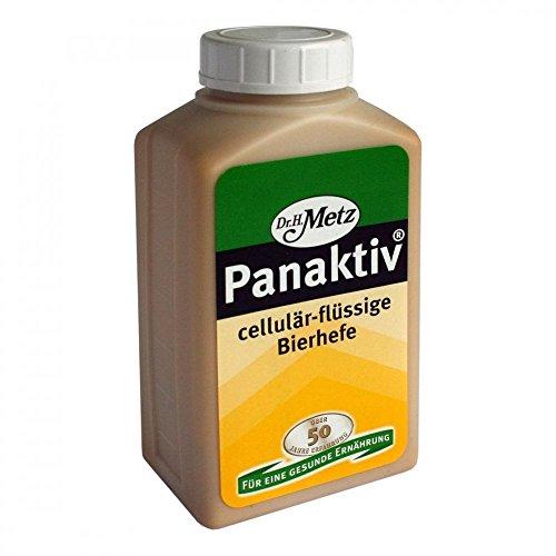 Panaktiv ® - Levadura De Cerveza viva Líquida Celular 500ml