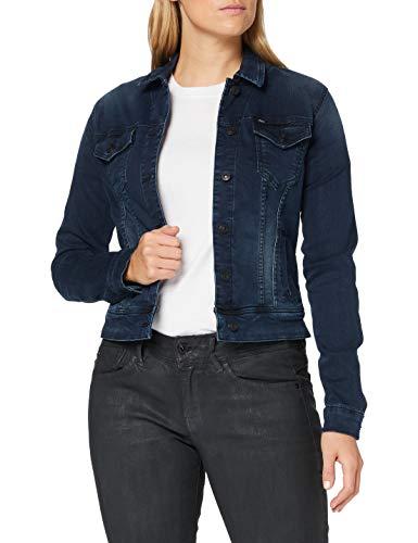 LTB Jeans Damen Dean X Jeansjacke, Sueta Wash, L