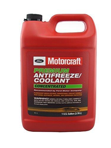 Motorcraft Antifreeze Premium Concentrate 3,785L