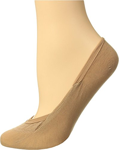 FALKE Damen Füßlinge Cotton Step - Baumwollmischung, 1 Paar, Beige (Powder 4169), Größe: 39-42