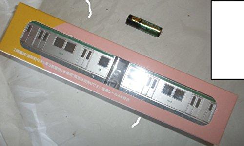 スルっとKANSAI GoGo!トレイン 緑+銀 京都市営地下鉄10系