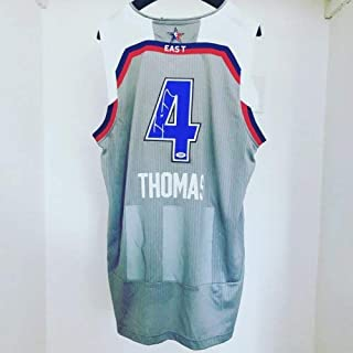 Isaiah Thomas Autographed Signed 2017 East All-Star Asg Autograph Jersey PSA/DNA Celtics