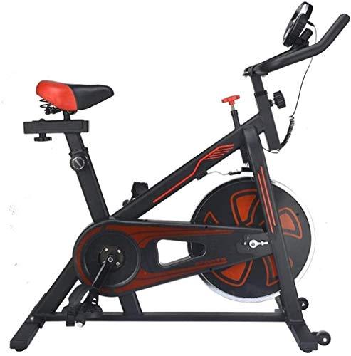 Bicicleta giratoria Multifuncional Bicicleta de Ejercicio Interior Bicicleta Silenciosa Bicicleta Deportiva Resistente Equipo de Entrenamiento en Casa Ciclos de Estudio Interior