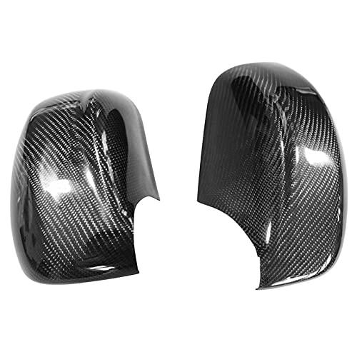 KPLDEKLC 2Pcs Rear-View Mirror Protectors Carbon Fiber Dedicated Side Mirror Covers,for Nissan GTR R35 2008-2020