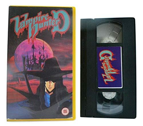 Vampire Hunter D - Manga [Reino Unido] [VHS]